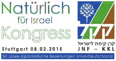 Natürlich für Israel Kongress, 08.02.2015, Stuttgart-Bad Cannstatt