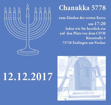 12. Dezember 2017 in Esslingen