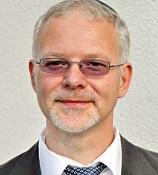 Rabbiner Marc Pavlovsky, mobiler Gemeinderabbiner der IRGW für die Zweigstellen