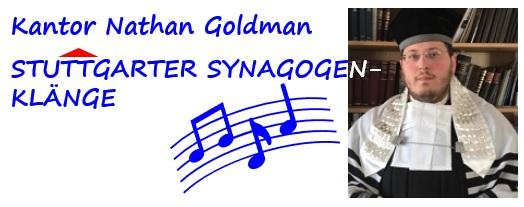 Kantor Nathan Goldman singt für Sie Schabbat-Lieder www.irgw.de/schabbat