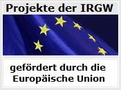 IRGW-Projekte gefördert durch die Europäische Union