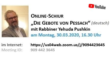 Online-Schiur